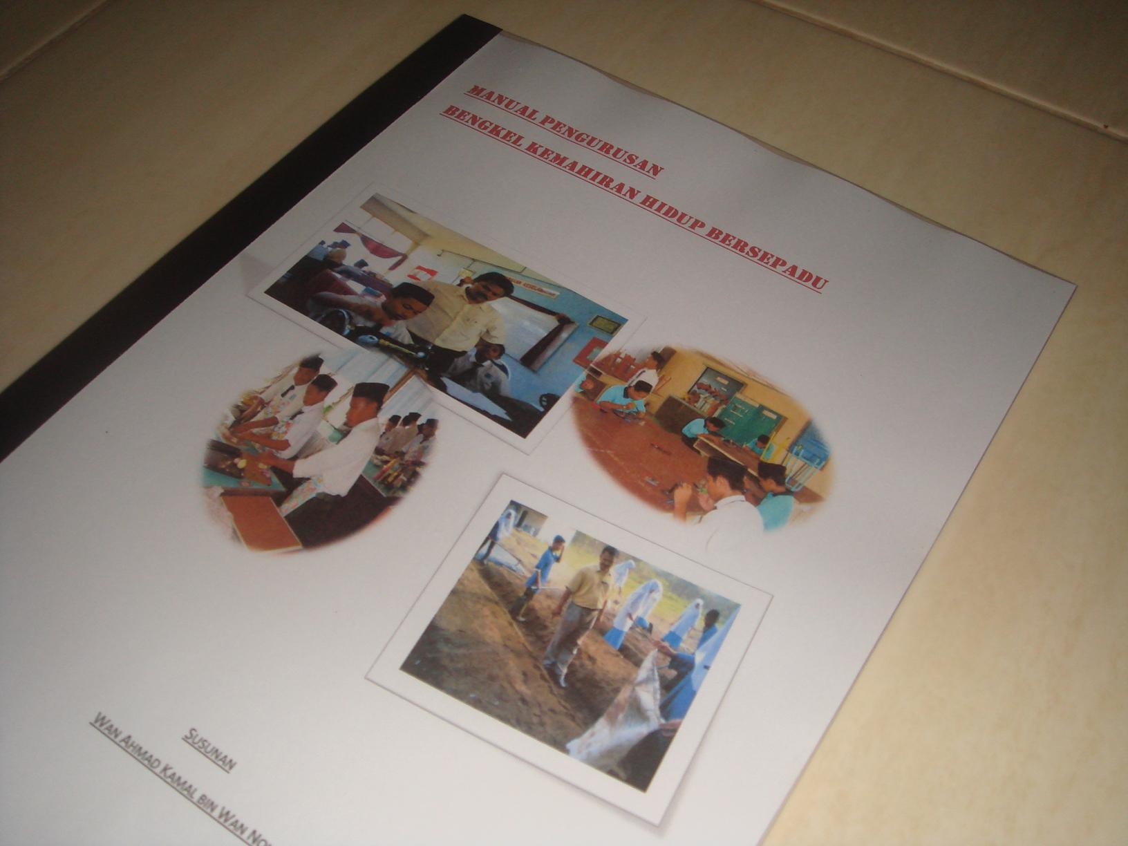 Buku Manual Pengurusan Bengkel KHB.